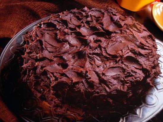 recette Le Karioli ( gâteau tout chocolat)