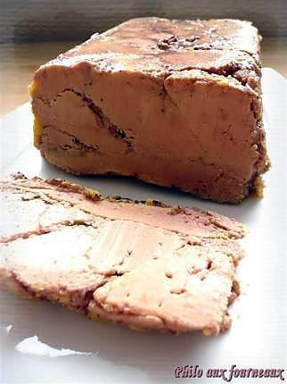 Recette de foie gras - Temperature cuisson foie gras ...