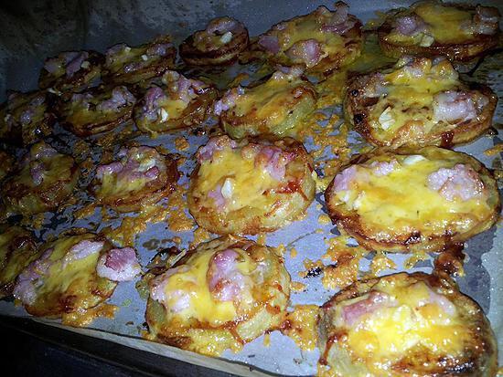 Recette de les potato rounds recette am ricaine - Recette traditionnelle cuisine americaine ...