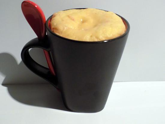 recette Mug cake vache qui rit dukan