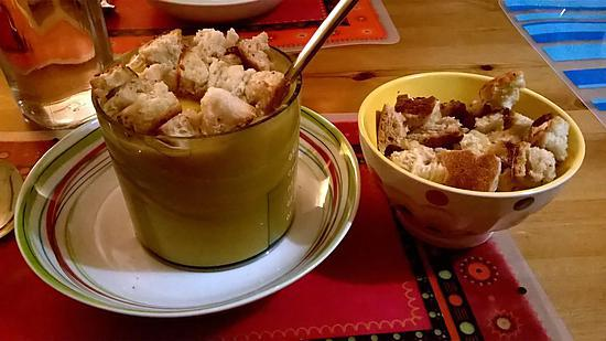 recette soupe croustimoelleuse facon Yves de Marseille