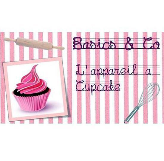 recette Appareil à Cup Cake Express  - La recette de Base en 15 minutes