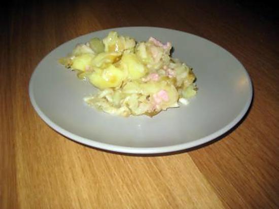 recette Potée aux endives ( chicons ) et lardons
