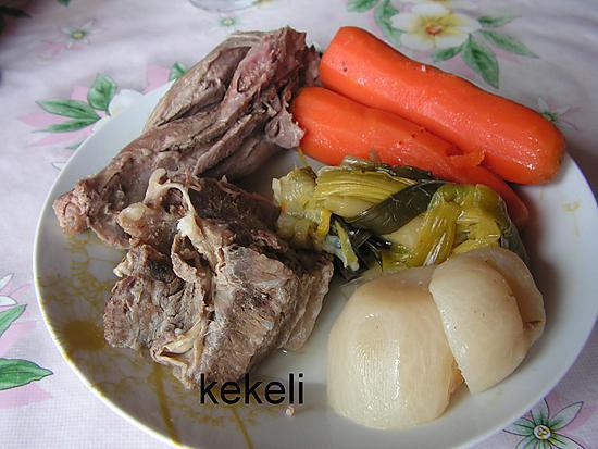 recette de pot au feu de dinde par kekeli