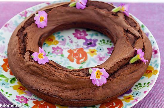 gâteau tout simple au chocolat