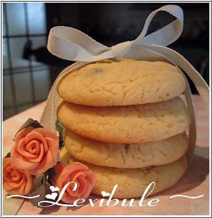 recette Biscuits à l'orange