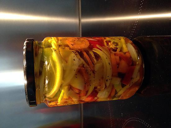 recette Piments confits