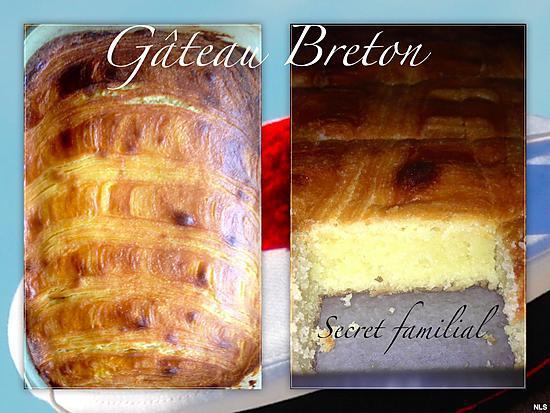 recette Gâteau Breton recette traditionnelle