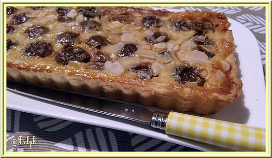 recette de tarte clafoutis aux mirabelles. Black Bedroom Furniture Sets. Home Design Ideas