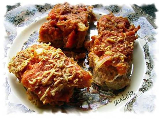 recette chou chinois ( pet saï ) gratiné à la tomate au four
