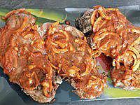 recette Côtes de porc pimentées barbecue