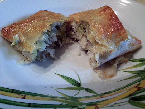 recette DOS DE CABILLAUD, FONDU DE POIREAUX AU SAINT MORET
