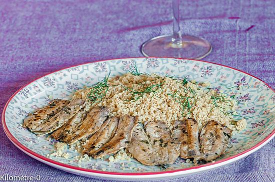 recette Sardines à la marocaine (ou presque)