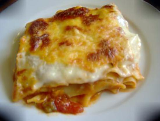 recette de lasagnes a la ratatouille. Black Bedroom Furniture Sets. Home Design Ideas
