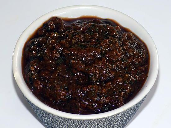 recette Pesto rosso