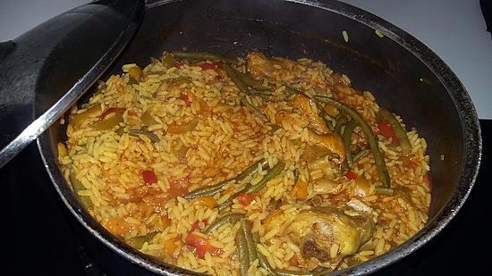Recette de riz a l 39 espagnol par notre am ur de cuisine - Recette de cuisine en espagnol ...