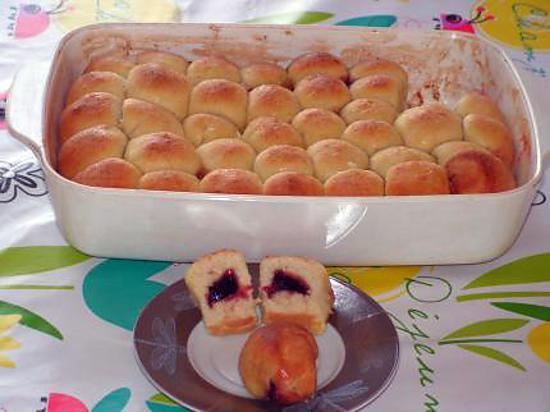 Recette de beignets au four - Recette beignet levure de boulanger ...