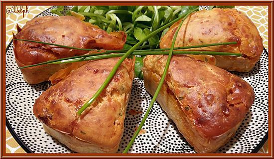 Recettes Minis Cakes Au Chorizo