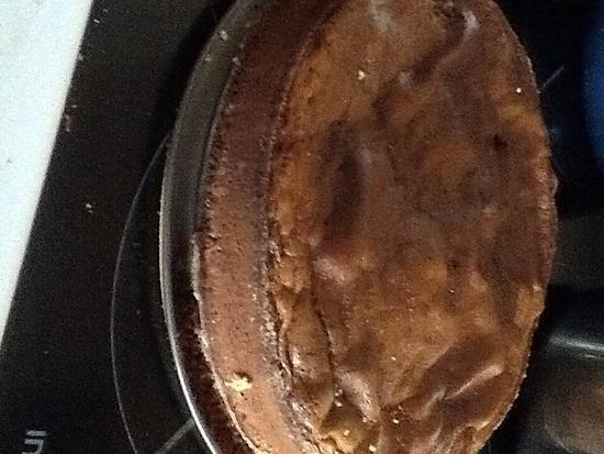 recette Fondant au chocolat MARS