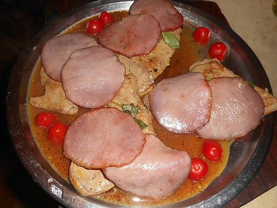recette Foie de veau au bacon