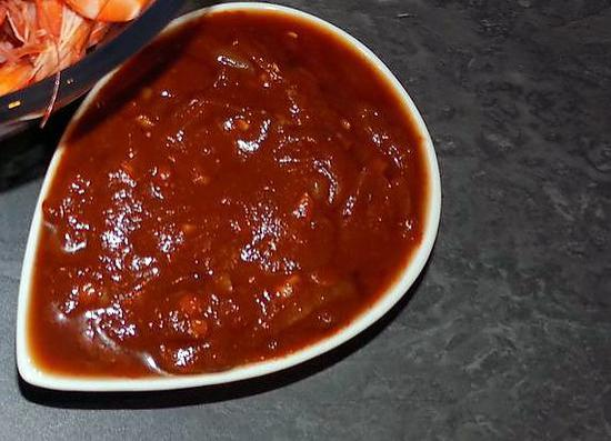 Les meilleures recettes de saucisse barbecue - Sauce pour saumon grille barbecue ...