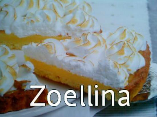 recette ma tarte au citron