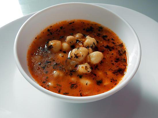 recette Genadir çorbası
