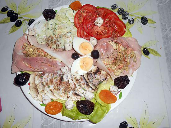 Recette d 39 une salade gourmande pour ce soir for Prima cuisine gourmande