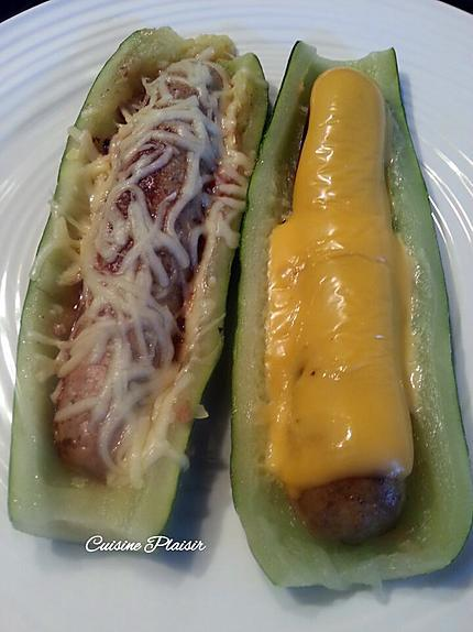 recette de courgette saucisse avec oignon moutarde ou ketchup. Black Bedroom Furniture Sets. Home Design Ideas
