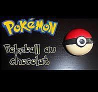 recette Pokeball au Chocolat