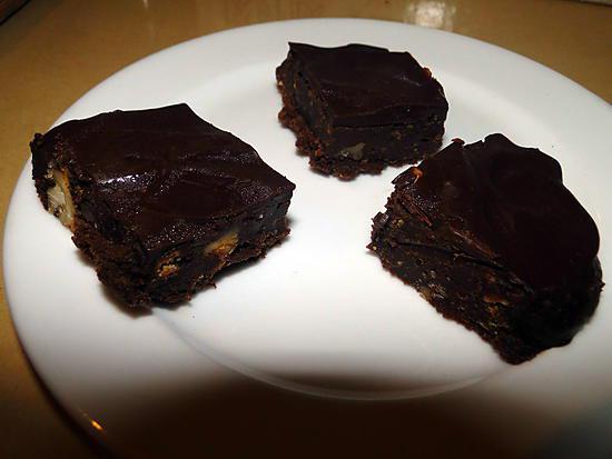 recette Gâteau-réfrigérateur au chocolat