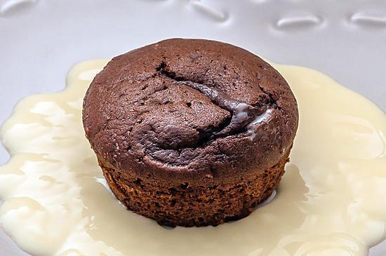 recette Mon fondant léger au chocolat