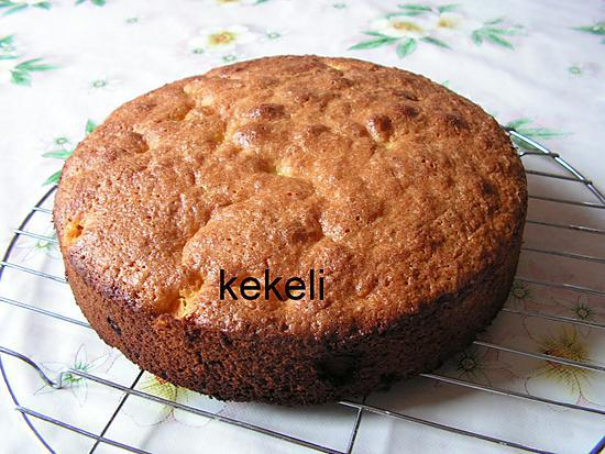 recette Gâteau à l'abricot