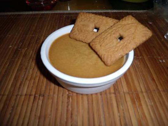 recette crème de spéculoos