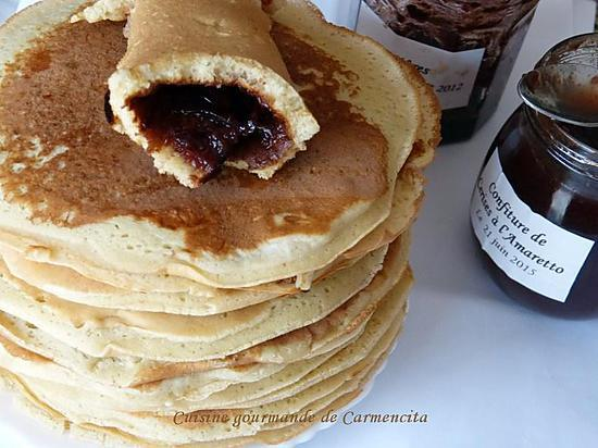 recette Pancake extra moelleux
