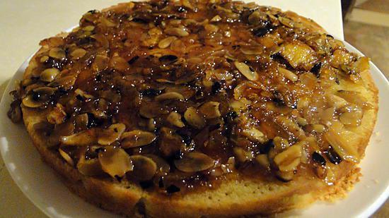 recette Gâteau à l'huile d'olive et à l'orange