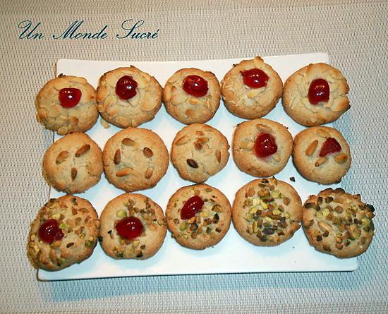 Recette De Biscuits Moelleux Au Amandes