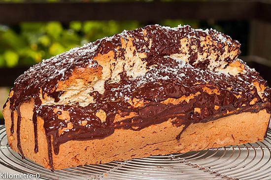 recette Gâteau du matin à la noix de coco