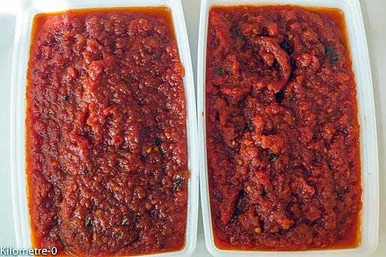 recette Mon coulis de tomates