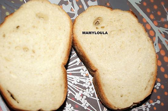 recette Fabrication du pain :