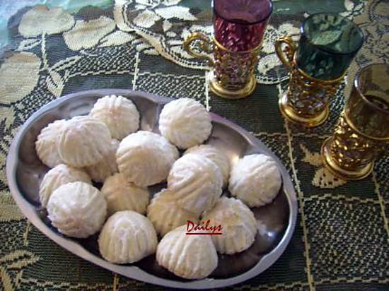 recette Maamoul (gâteaux fourrés aux dattes)