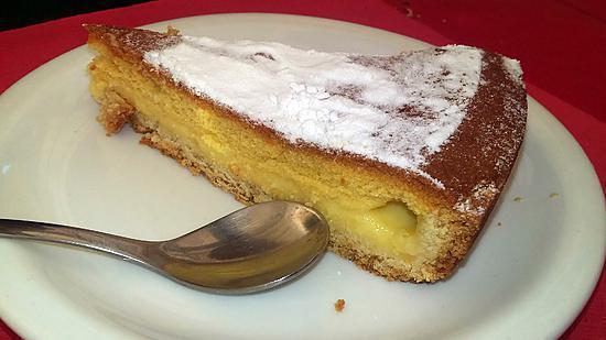 recette Torta al limone