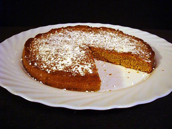 recette gâteau express au pralin