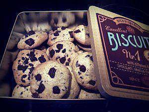 recette Cookies light