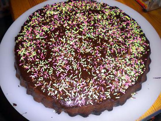 Recette de g teau d 39 anniversaire au chocolat - Gateau au chocolat anniversaire facile ...