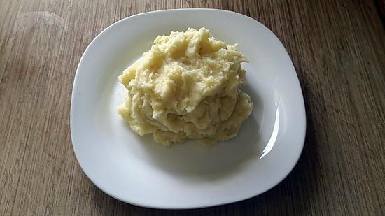 recette Purée de pommes de terre