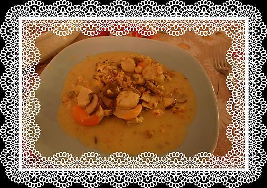 recette Coquille Saint Jacques Gratinées