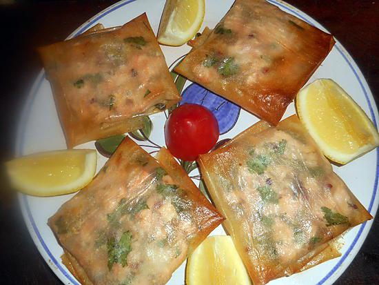 brick saumon kiri