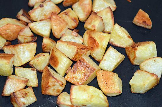 recette Pommes de terre sautées