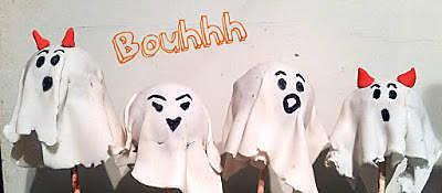 recette Thermomix: Bouhhhh Halloween ... Version Cake-pop